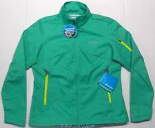 NWT Columbia Million Air Softshell Windproof Jacket Womens Size XL