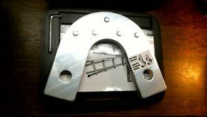z Gorilla Ladder 4 in 1 Static Hinge Kit  Storage Case  2 wrenches  new free s/h