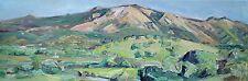 Malibu State Park #2 Malibu Plein Air Impressionism Landscape John Kilduff Oil