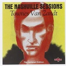 Townes Van Zandt - The Nashville Sessions (NEW CD)