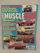 Muscle Car Magazine -  Annual 1989 , 25 Musclecar Buying Tips  (318)