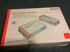 Lindy VGA Extender-CAT.5 300 M