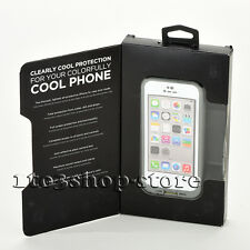 LifeProof fre Water Dust Snow Proof Hard Shell Case Cover for iPhone 5C (White)