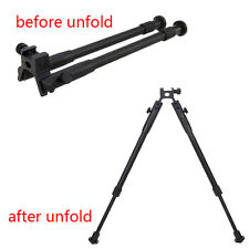 "12-15"" Universal Barrel Hunting Mount Adjustable Tactical Rifle Bipod Gun Sniper"