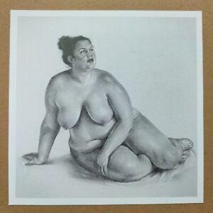 """NUDE PRINT - 5x5"""" - Nude #21 (Single Fine Art Print)"""