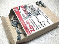 Malco Zip-in Self Piercing Screws Box of 100