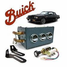 1978-88 GM G-Body Compact Under Dash Auxiliary Heater Box LS1 chevy ss malibu V8