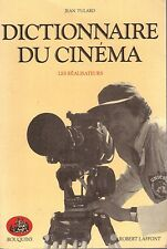 JEAN TULARD DICTIONNAIRE CINEMA + PARIS POSTER GUIDE