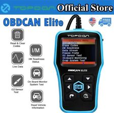 Automotive Scanner Code Reader Diagnostic Scan Tool OBDII EOBD ABS SRS Function