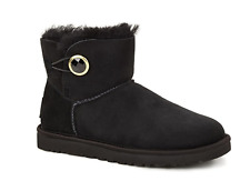 UGG WOMEN'S MINI BAILEY BUTTON ORNATE Size 8