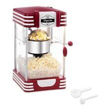 Popcornmaschine Popcorn Maschine Popcornmaker Cinema Kino Zubehör Retro Design