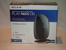 BELKIN PLAY N600 DB WIRELESS DUAL-BAND N+ MODEM ROUTER