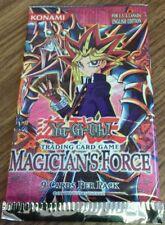 Yu-Gi-Oh Magician's Force Booster Pack! Ultra Rare! Dark Magician Girl?
