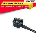 Brushless Motor 0802 16000KV For EMAX Tinyhawk II Indoor FPV Racing Drone
