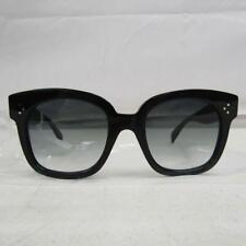 Celine Paris New Audrey Rectangle Sunglasses Black/Gray Gradient CL4002UN