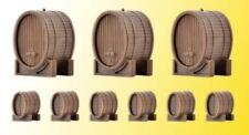 Vollmer 45246 Ladegut Weinfässer, 9 Stück