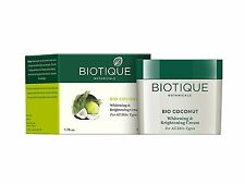 Biotique Coconut Milk Cream for Skin Discoloration and Age Spots 50 Gm