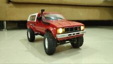 1:16 WPL C24 Remote Control Crawler Truck 4WD Off-Road RC RED