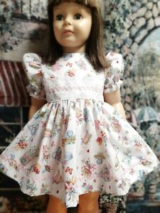 """DOLL CLOTHES  for 35"""" Patti Playpal """"Garden Print Dress"""""""