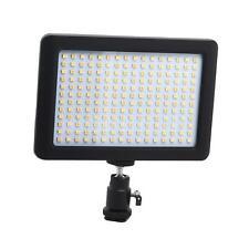 192 LED Video Light Highlight Panel Dimmable 12W 1350LM for DSLR Camera DV