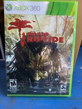 Dead Island: Riptide (Microsoft Xbox 360, 2013) Brand New And Sealed