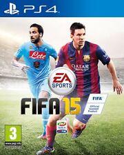 Fifa 15 PS4 - totalmente in italiano