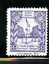 Germany  Sports Cinderella 1912 Gymnastics Olympics Turnerbund Vienna Austria