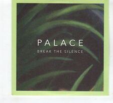 (HD768) Palace, Break The Silence - 2016 DJ CD