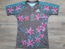 STADE FRANCAIS rugby! shirt trikot camiseta jersey maglia kit! 5/6 ! S/M size!