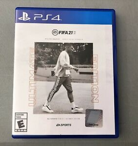 FIFA 21 Ultimate Edition (Sony PlayStation 4 / 5, 2020) PS4 - FAST SHIP