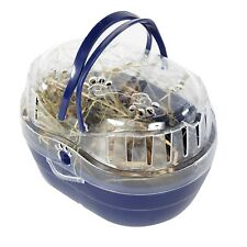 Mini Transporter for Small Animals, e.g. Hamster, Mouse, Degu, Rat & Gerbil!