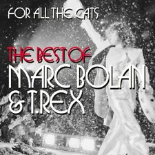 For All The Cats: The Best of Marc Bolan and T. Rex by T. Rex (CD, Apr-2015, 2 Discs, Universal)