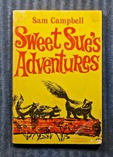 Sweet Sue's Adventures by Sam Campbell 1959 PB
