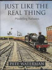 JUST LIKE THE REAL THING # MODELLING RAILWAYS. 1st Ediition 2009.