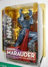 Mcfarlane Spawn Series 31 Other Worlds the Marauder figure NEW