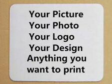 Custom Made Printed Personalized Mouse Pad Photo, logo, design picture mouse mat