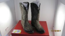 Womens Dolce by Mojo Moxy Womens Western Cowboy Boots Size 6.5 M  Expresso NWB