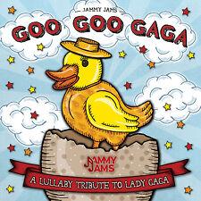 Jammy Jams - Goo Goo Gaga: A Lullaby Tribute To Lady Gaga - CD