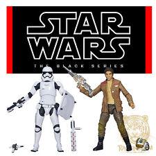 "POE DAMERON v RIOT STORMTROOPER Target EXCLUSIVE - Star Wars Black Series 6"" TFA"
