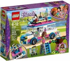 Lego Friends Olivia's Mission Vehicle 6 Years 41333