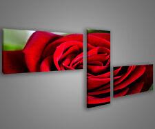 Quadri moderni astratti 180 x 70 stampe su tela canvas con telaio MIX-S_154
