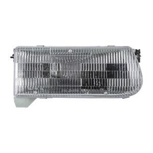 Headlight Assembly Right TYC 20-3100-00