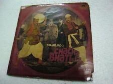 CHACHA BHATIJA LAXMIKANT PYARELAL 1976  RARE LP RECORD OST orig BOLLYWOOD VG+