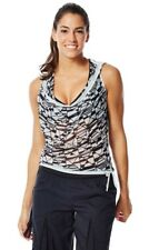 NWT ZUMBA WEAR GEO DREAMER TOP SMOKE NEW SIZE XL/XXL