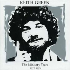 Keith Green - Ministry Years 1: 1977-1979 [New CD] Enhanced