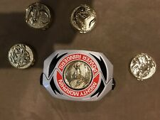 Power Rangers Mighty Morphin Legacy Power Morpher Coin Toy - 96605