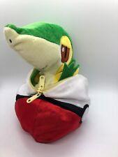Tomy Pokemon Zipper Pokeball Netsuke and Great Ball Plush