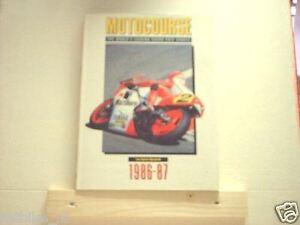 MOTOCOURSE 1986/87 EDDIE LAWSON, GRAND PRIX,MOTO GP