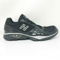 New Balance Mens 720 V1 MX720BK Black Running Shoes Lace Up Low Top Size 8.5 D