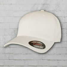 Flexfit Mütze Blanko Cap weiss Kappe Haube Basecap Cappy Capi Hat